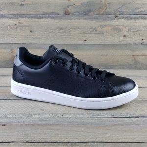 adidas Advantage Tennis Casual Sneakers BlackWhite